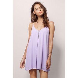 FEELING CAMI SHIFT DRESS